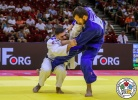 Peter Paltchik (ISR), Martin Pacek (SWE) - Grand Prix Budapest (2018, HUN) - © IJF Media Team, International Judo Federation