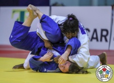 Idalys Ortiz (CUB) - Grand Prix Cancun (2018, MEX) - © IJF Media Team, International Judo Federation
