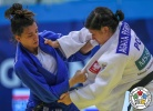 Agata Perenc (POL), Ana Perez Box (ESP) - Grand Prix Cancun (2018, MEX) - © IJF Media Team, International Judo Federation