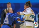 Rafaela Silva (BRA), Jessica Klimkait (CAN) - Grand Prix Cancun (2018, MEX) - © IJF Media Team, International Judo Federation