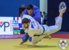 Cyrille Maret (FRA), Niiaz Bilalov (RUS) - Grand Prix Cancun (2018, MEX) - © IJF Media Team, International Judo Federation