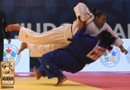 Idalys Ortiz (CUB), Maria Suelen Altheman (BRA) - Grand Prix Cancun (2018, MEX) - © IJF Media Team, International Judo Federation