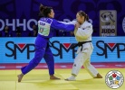 Yejin Jang (KOR), Ana Perez Box (ESP) - Grand Prix Hohhot (2018, CHN) - © IJF Media Team, International Judo Federation