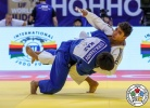 Yerlan Serikzhanov (KAZ), Abderrahmane Boushita (MAR) - Grand Prix Hohhot (2018, CHN) - © IJF Media Team, International Judo Federation
