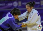Wen Zhang (CHN), You Jeong Kwon (KOR) - Grand Prix Hohhot (2018, CHN) - © IJF Media Team, International Judo Federation
