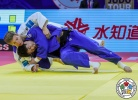 Matthias Casse (BEL), SeungSu Lee (KOR) - Grand Prix Hohhot (2018, CHN) - © IJF Media Team, International Judo Federation