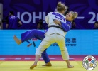 Sanne Van Dijke (NED) - Grand Prix Hohhot (2018, CHN) - © IJF Media Team, International Judo Federation