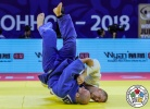 Joakim Dvärby (SWE) - Grand Prix Hohhot (2018, CHN) - © IJF Media Team, International Judo Federation