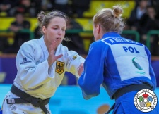 Amelie Stoll (GER) - Grand Prix Tashkent (2018, UZB) - © IJF Media Team, International Judo Federation