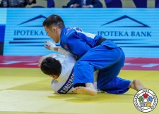 Boldbaatar Ganbat (MGL) - Grand Prix Tashkent (2018, UZB) - © IJF Media Team, International Judo Federation