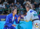 Betina Temelkova (ISR), Ana Perez Box (ESP) - Grand Prix Tashkent (2018, UZB) - © IJF Media Team, International Judo Federation