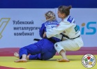 Milica Nikolic (SRB), Éva Csernoviczki (HUN) - Grand Prix Tashkent (2018, UZB) - © IJF Media Team, International Judo Federation