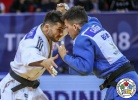 Vazha Margvelashvili (GEO), Daniel Cargnin (BRA) - Grand Prix Tbilisi (2018, GEO) - © IJF Media Team, International Judo Federation