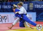 Natascha Ausma (NED), Carola Paissoni (ITA) - Grand Prix Tbilisi (2018, GEO) - © IJF Media Team, International Judo Federation