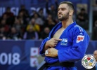 Peter Paltchik (ISR) - Grand Prix Tbilisi (2018, GEO) - © IJF Media Team, International Judo Federation