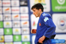 Nikola Gardasevic (MNE) - Grand Prix The Hague (2018, NED) - © JudoInside.com, judo news, results and photos