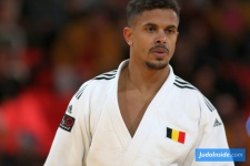 Sami Chouchi (BEL) - Grand Prix The Hague (2018, NED) - © JudoInside.com, judo news, results and photos