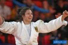 Laura Vargas Koch (GER) - Grand Prix The Hague (2018, NED) - © JudoInside.com, judo news, results and photos