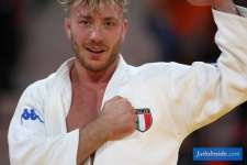 Antonio Esposito (ITA) - Grand Prix The Hague (2018, NED) - © JudoInside.com, judo news, results and photos