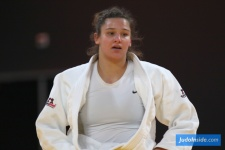 Loriana Kuka (KOS) - Grand Prix The Hague (2018, NED) - © JudoInside.com, judo news, photos, videos and results