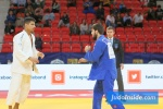 Tal Flicker (ISR), Isa Isaev (RUS) - Grand Prix The Hague (2018, NED) - © JudoInside.com, judo news, results and photos