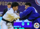 Seiya Miyanohara (JPN), Ashley McKenzie (GBR) - Grand Prix Tunis (2018, TUN) - © IJF Gabriela Sabau, International Judo Federation