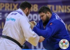 Vladut Simionescu (ROU) - Grand Prix Tunis (2018, TUN) - © IJF Gabriela Sabau, International Judo Federation