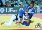 Rafaela Silva (BRA), Hedvig Karakas (HUN) - Grand Prix Zagreb (2018, CRO) - © IJF Media Team, International Judo Federation