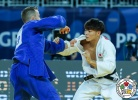 Hifumi Abe (JPN), Adrian Gomboc (SLO) - Grand Prix Zagreb (2018, CRO) - © IJF Media Team, International Judo Federation