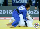 Nami Nabekura (JPN) - Grand Prix Zagreb (2018, CRO) - © IJF Media Team, International Judo Federation