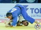 Elkhan Mammadov (AZE), Lasha Taveluri (GEO) - Grand Prix Zagreb (2018, CRO) - © IJF Media Team, International Judo Federation