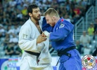 Axel Clerget (FRA), Mammadali Mehdiyev (AZE) - Grand Prix Zagreb (2018, CRO) - © IJF Media Team, International Judo Federation
