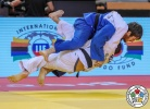 Dzmitry Shershan (BLR), Alberto Gaitero (ESP) - Grand Slam Abu Dhabi (2018, UAE) - © IJF Media Team, International Judo Federation