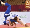 Nora Gjakova (KOS) - Grand Slam Abu Dhabi (2018, UAE) - © IJF Media Team, International Judo Federation