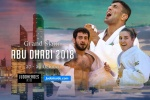 Grand Slam Abu Dhabi (2018, UAE) - © JudoHeroes