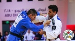 Sagi Muki (ISR), Srdjan Mrvaljevic (MNE) - Grand Slam Abu Dhabi (2018, UAE) - © IJF Media Team, International Judo Federation