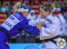 Tina Trstenjak (SLO), Martyna Trajdos (GER) - Grand Slam Abu Dhabi (2018, UAE) - © IJF Media Team, International Judo Federation