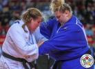 Carolin Weiss (GER), Galyna Tarasova (UKR) - Grand Slam Abu Dhabi (2018, UAE) - © IJF Media Team, International Judo Federation