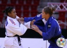 Nekoda Smythe-Davis (GBR), Hedvig Karakas (HUN) - Grand Slam Düsseldorf (2018, GER) - © IJF Media Team, International Judo Federation