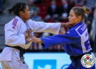 Hedvig Karakas (HUN), Nekoda Smythe-Davis (GBR) - Grand Slam Düsseldorf (2018, GER) - © IJF Media Team, International Judo Federation