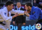 Ashley McKenzie (GBR), Lukhumi Chkhvimiani (GEO) - Grand Slam Düsseldorf (2018, GER) - © IJF Media Team, International Judo Federation
