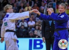 Sanne Van Dijke (NED), Marlene Galandi (GER) - Grand Slam Düsseldorf (2018, GER) - © IJF Media Team, International Judo Federation
