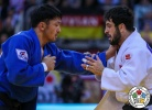 Ferdinand Karapetian (ARM), Odbayar Ganbaatar (MGL) - Grand Slam Düsseldorf (2018, GER) - © IJF Media Team, International Judo Federation