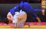 Sumiya Dorjsuren (MGL) - Grand Slam Ekaterinburg (2018, RUS) - © IJF Media Team, International Judo Federation