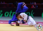 Dzmitry Minkou (BLR), Hifumi Abe (JPN) - Grand Slam Ekaterinburg (2018, RUS) - © IJF Media Team, International Judo Federation