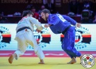 Hifumi Abe (JPN), Yakub Shamilov (RUS) - Grand Slam Ekaterinburg (2018, RUS) - © IJF Media Team, International Judo Federation