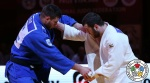 Onise Saneblidze (GEO), Alexandre Iddir (FRA) - Grand Slam Ekaterinburg (2018, RUS) - © IJF Media Team, International Judo Federation