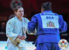 Larisa Ceric (BIH), Maria Suelen Altheman (BRA) - Grand Slam Ekaterinburg (2018, RUS) - © IJF Media Team, International Judo Federation