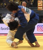Mami Umeki (JPN) - Grand Slam Osaka (2018, JPN) - © IJF Media Team, IJF