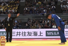 Shoichiro Mukai (JPN) - Grand Slam Osaka (2018, JPN) - © IJF Media Team, International Judo Federation